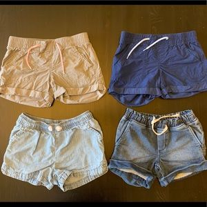 Set of FOUR Shorts in GREAT condition!